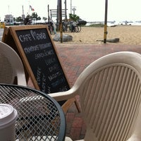 Photo taken at Cafe Maria by Provincetown T. on 7/28/2012