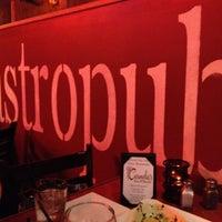Photo taken at Brix & Stone Gastro Pub by Dustin B. on 7/7/2012