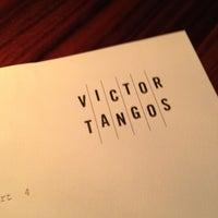 Photo taken at Victor Tangos by Wayne G. on 6/27/2012