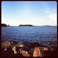 Photo taken at Klipporna på landet by Magnus B. on 5/26/2012