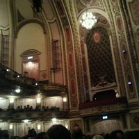 Photo taken at Cadillac Palace Theatre by Jay S. on 4/29/2012