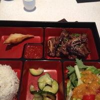 Photo taken at Zen Bistro Sushi by Fritz E. on 5/5/2012