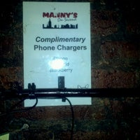 Photo taken at Manny's On Second by Roderick S. on 3/31/2012