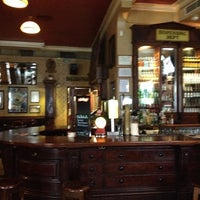 Photo taken at Flaherty's Irish Pub Barcelona by Val G. on 2/28/2012