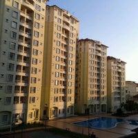 Photo taken at Limkokwing hostel by Aqilah D. on 2/8/2012