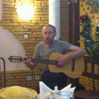 Photo taken at Coffee Blues by Elena L. on 6/10/2012