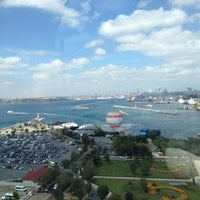 Photo taken at DoubleTree by Hilton Hotel Istanbul - Moda by Gülşah on 9/5/2012