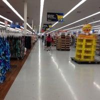 Photo taken at Walmart Supercenter by Bill C. on 4/15/2012