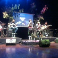 Photo taken at Taman Budaya Jawa Tengah by tomi k. on 3/21/2012