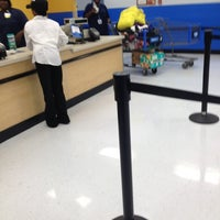 Photo taken at Walmart Supercenter by Georgena W. on 6/7/2012