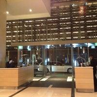 Photo taken at Hilton Sydney by Amer S. on 9/11/2012