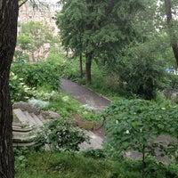 Photo taken at Morningside Park by Manuel B. on 5/25/2012