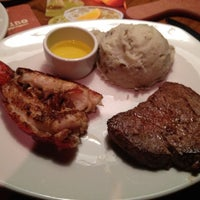 Photo taken at Outback Steakhouse by aiysha on 3/2/2012