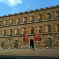 Photo taken at Pitti Palace by Philippe L. on 9/7/2012