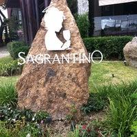 Photo taken at Sagrantino by Efrain S. on 7/29/2012