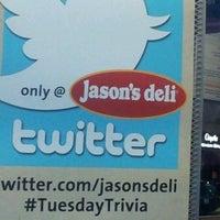 Photo taken at Jason's Deli by Ken C. on 8/6/2012