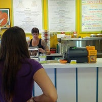 Photo taken at Bruce's Burritos by Tyler L. on 7/23/2012