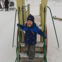 Photo taken at детская Площадка by androsov_mihail on 2/21/2012