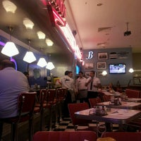 Photo taken at Bob's Diner by rita a. on 8/13/2012