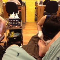 Photo taken at Lauren's Nails by Edward B. on 7/24/2012