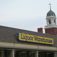 Photo taken at The People's Liquor Warehouse by kris r. on 7/13/2012