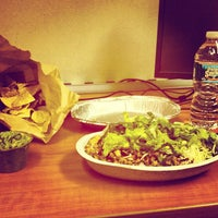 Photo taken at Chipotle Mexican Grill by Billy M. on 6/21/2012