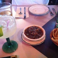 Photo taken at La Fuente Restaurant by Amy on 4/16/2012
