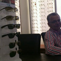 Photo taken at Pearle Opticiens by Ditsie H. on 6/23/2012