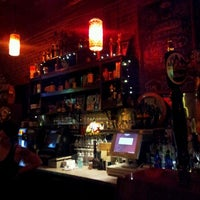 Photo taken at The Amsterdam Bar by Christopher H. on 8/1/2012