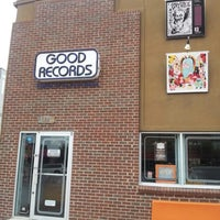 Photo taken at Good Records by Anthony C. on 8/25/2012