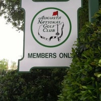 Photo taken at Augusta National Golf Club by ODoyle Rules! on 4/5/2012