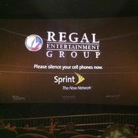 Photo taken at Regal Cinemas Fox Run 15 & RPX by Damien C. on 7/1/2012