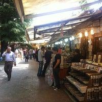 Photo taken at Sahaflar Çarşısı by kasif c. on 5/15/2012