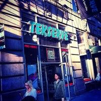 Photo taken at Tekserve by John Jeffrey P. on 5/11/2012