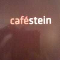 Das Foto wurde bei Cafe Stein von Michael L. am 5/13/2012 aufgenommen