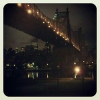 Photo taken at Queensbridge Park by Kathryn L. on 7/11/2012
