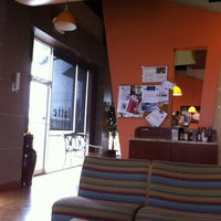 Photo taken at Tazas Coffee by Golf B. on 4/28/2012