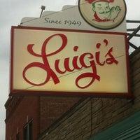 Photo taken at Luigi's Italian Restaurant by Richard S. on 4/10/2012