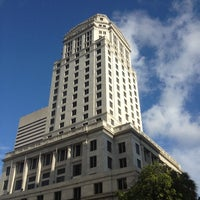 Photo taken at Miami-Dade County Courthouse by Jeffrey B. on 9/6/2012