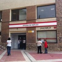 Photo taken at Oficina de empleo de la comunidad de Madrid by Eduardo P. on 5/17/2012