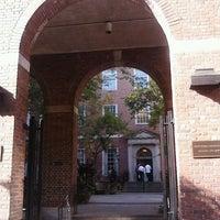 Photo taken at NYU Law | Vanderbilt Hall by Igor M. on 8/13/2012