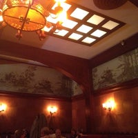 Photo taken at Musso & Frank Grill by Mandi K. on 3/8/2012
