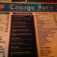 Photo taken at Chicago Joe's by Eddie R. on 3/16/2012