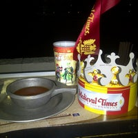 Photo taken at Medieval Times by Brigita R. on 7/11/2012