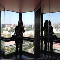 4/28/2012 tarihinde Kseniya N.ziyaretçi tarafından Sheraton İstanbul Ataköy Hotel'de çekilen fotoğraf