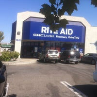 Photo taken at Rite Aid by Ali C. on 8/28/2012