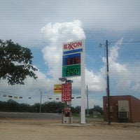 Photo taken at Exxon by michael h. on 7/18/2012