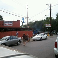 Photo taken at Frankfort Ave Beer Depot by Ben R. on 7/20/2012