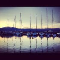 Photo prise au Port de Yvoire par Giuliano F. le8/16/2012