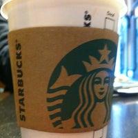 Photo taken at Starbucks by Pedro P. on 5/1/2012